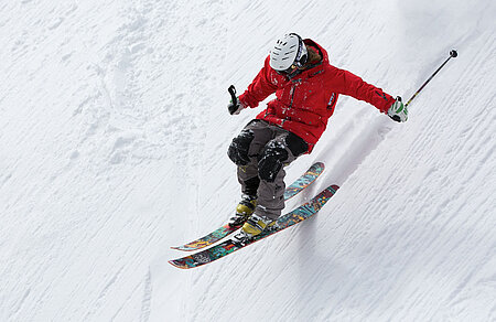 Skifahren am Chiemsee und im Chiemgau