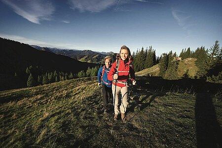 Bergwandern im Ostallgäu