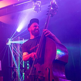 Jazz November 2019 - Leo Betzl Trio