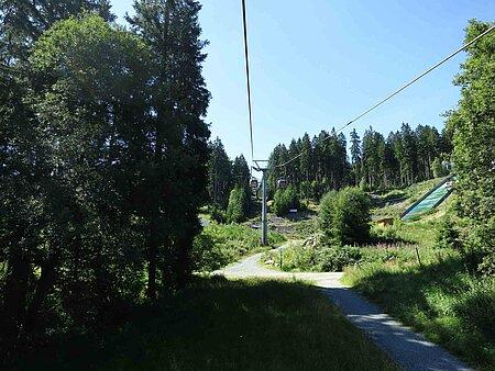 Seilbahnen und Bergbahnen im Oberallgäu