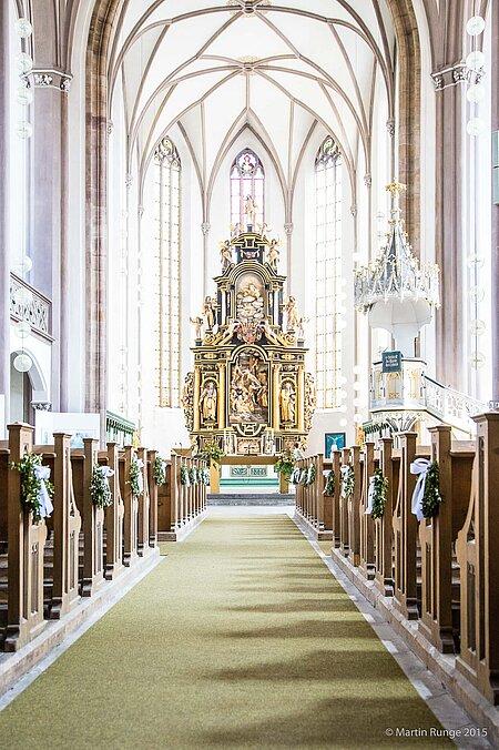 Petrikirche in Kulmbach