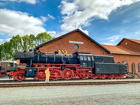 Deutsches Dampflokomotivmuseum Neuenmarkt