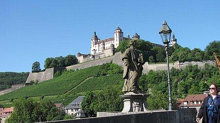 Baudenkmäler in Würzburg