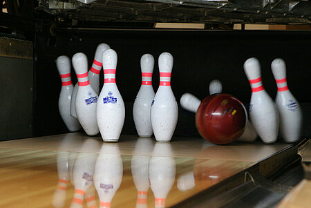 Bowling in Würzburg