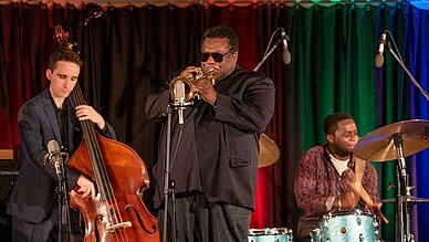 Jazz Novemer Wallace Roney Qintet
