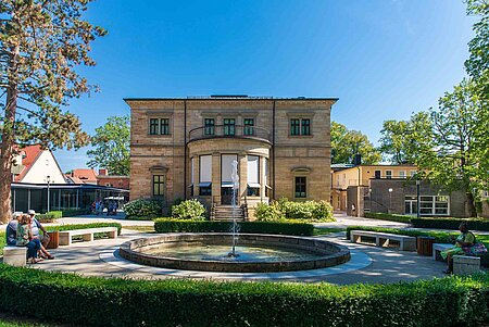 Richard Wagner Museum in Bayreuth