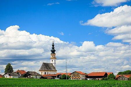 Kirchen am Chiemsee und im Chiemgau