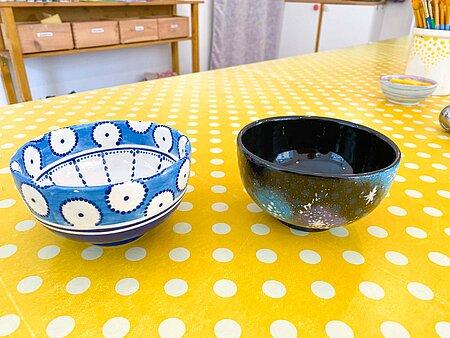 Keramik selbst gestalten imPaint Me