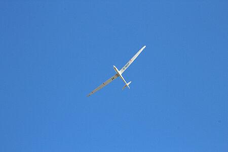 Segelfliegen im Oberallgäu