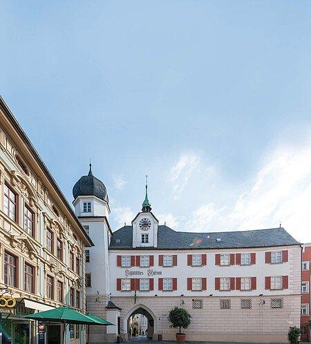 Altstadtrundgang durch Rosenheim