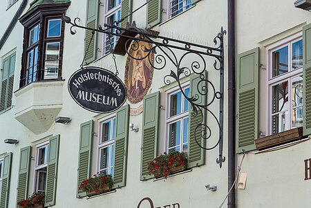 Holztechnisches Museum in Rosenheim am Chiemsee