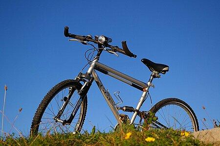 Fahrradfahren in Coburg