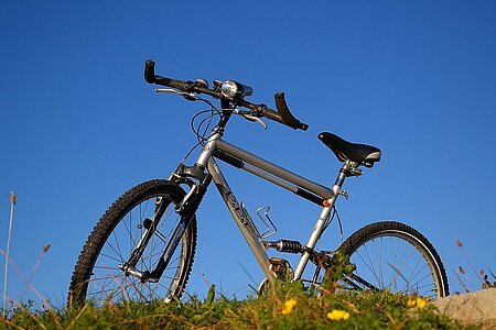 Radfahren in Hof