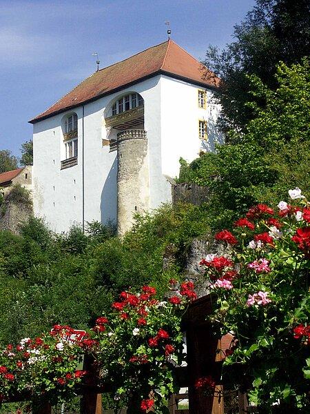 Hollfeld Schloss Freienfels