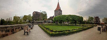 Garten in Nürnberg