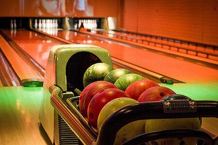 Bowling im Fichtelgebirge