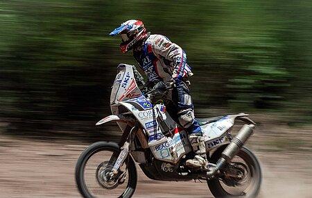 Motorrad fahren in Bayreuth