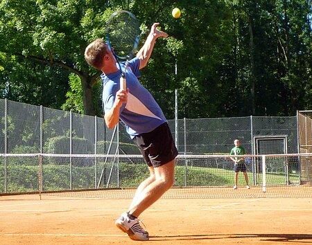 Tennis in Hof