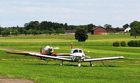Motorflug in Bamberg