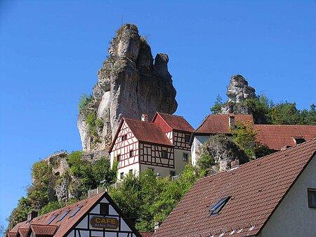 Geotop Tüchersfeld Fränkische Schweiz
