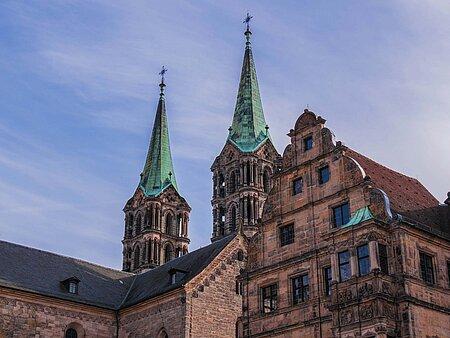 Der Bamberger Reiter in Bamberg