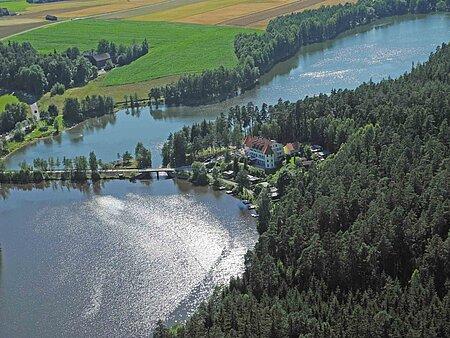 Arzberg Seeklause Panorama