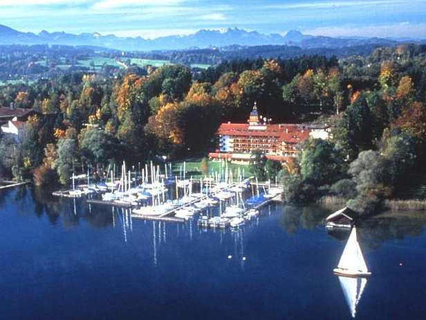 Hotels für Gruppen in der Region Chiemsee