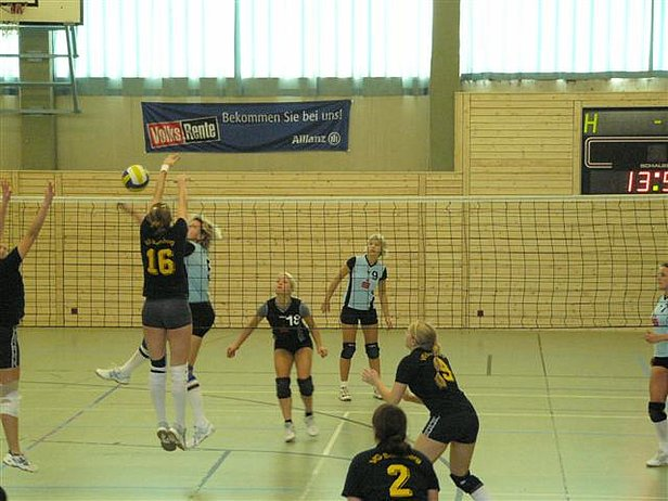 Volleyball in Bamberg