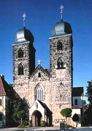 St. Gangolf in Bamberg
