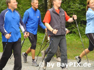Nordic Walking in Bad Kissingen